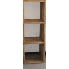 Shelf Units Cube 1x3